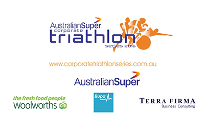Australian Super Corporate Triathlon Series – Sports Event